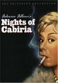 Nights of Cabiria - Criterion Collection