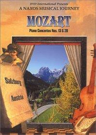 Mozart Piano Concertos Nos. 13 & 20 - A Naxos Musical Journey