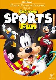 Classic Cartoon Favorites, Vol. 5 - Extreme Sports Fun