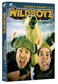 Wildboyz - Complete Seasons 3 & 4 Urated