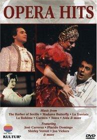 Opera Hits /  Domingo, Carreras, Vickers, Ewing
