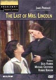 The Last of Mrs. Lincoln (Broadway Theatre Archive)