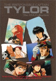 The Irresponsible Captain Tylor - OVA Collection 2 - Sidestory Collection
