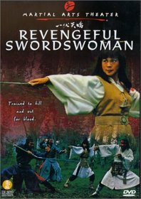 Revengeful Swordswoman