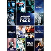 10-Movie Mystery Pack