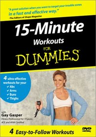 15-Minute Workouts for Dummies