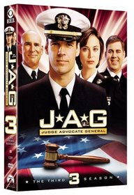 JAG (Judge Advocate General) - The Third Season