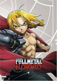 Fullmetal Alchemist, Volume 1: The Curse (Episodes 1-4)