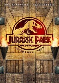 Jurassic Park Adventure Pack (Jurassic Park/ The Lost World: Jurassic Park/ Jurassic Park III)
