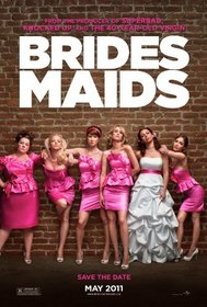 Bridesmaids (Two-Disc Blu-ray/DVD Combo + Digital Copy in Blu-ray Packaging]