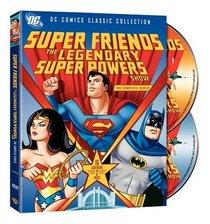 Super Friends: The Legendary Super Powers Show - The Complete Series (DC Comics Classic Collection)