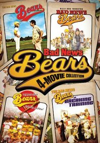 Bad News Bears Four-Movie Collection