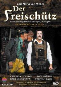 Weber - Der Freischutz / Ligendza, Kramer, Schone, Probst, Davies, Stuttgart Opera