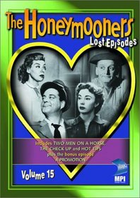 The Honeymooners - The Lost Episodes, Vol. 15