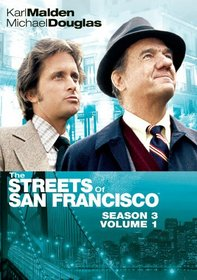 Streets of San Francisco: Season Three, Vol. 1