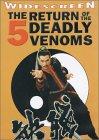 Return of the 5 Deadly Venoms (Ws Rmst B&W Dub)