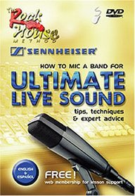 Rock House: How To Mic a Band For Ultimate Live Sound