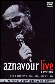 Live a L'Olympia: Concerts 1968-1972-1978