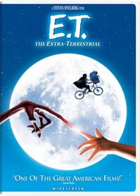 E.T. - The Extra-Terrestrial (Widescreen Edition)