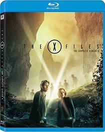 X-Files: The Complete Season 4 [Blu-ray]