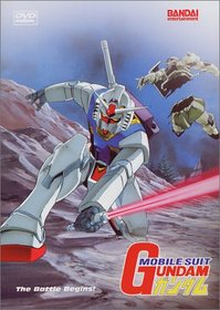 Mobile Suit Gundam - The Battle Begins (Vol .1, Uncut Edition)