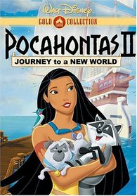 Pocahontas II - Journey to a New World (Disney Gold Classic Collection)