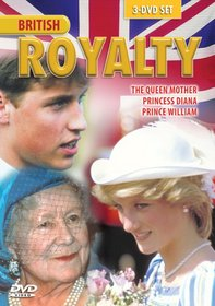 British Royalty  3-DVD Box Set