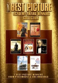 Best Picture Collection (American Beauty / Braveheart / Forrest Gump / Gladiator / The Godfather / Titanic / Terms of Endearment)