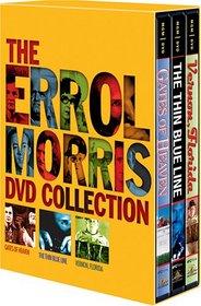 The Errol Morris DVD Collection (Gates of Heaven/The Thin Blue Line/Vernon, Florida)