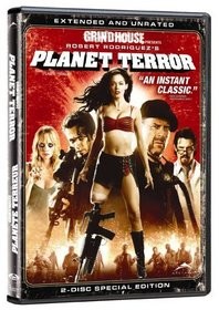 Grindhouse Planet Terror Unrated (Aws) (Ws)