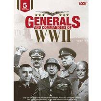 Generals and Commanders of WW II