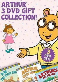 Arthur: Collection 3