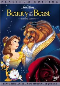 Beauty and the Beast (Special Platinum Edition)