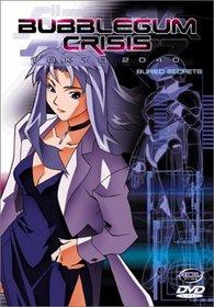 Bubblegum Crisis - Tokyo 2040 - Buried Secrets (Vol. 4)