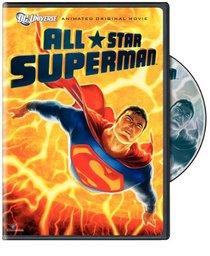 Dcu All-Star Superman (Single-Disc Edition)