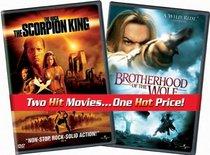 The Scorpion King/Brotherhood of the Wolf
