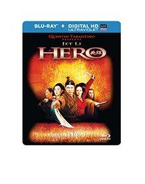 Jet Li Hero (Limited Edition Steelbook) [Blu-ray]