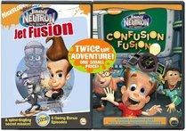 The Adventures of Jimmy Neutron, Boy Genius - Jet Fusion / The Adventures of Jimmy Neutron, Boy Genius - Confusion Fusion