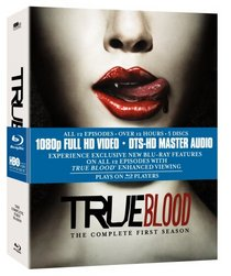 True Blood: The Complete First Season (HBO Series) [Blu-ray]
