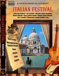 Italian Festival - A Naxos Musical Journey