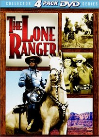 The Lone Ranger 4-Pack