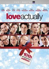 Love Actually (DVD + Digital Copy + UltraViolet)