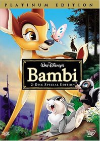 Bambi (2-Disc Special Platinum Edition)