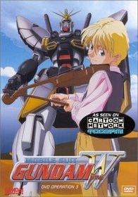 Mobile Suit Gundam Wing - Operation 3