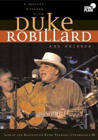 Duke Robillard: Live at the Blackstone River Theatre