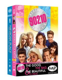 The Good, the Bad & the Beautiful Pack (Beverly Hills, 90210 - The Complete First Season / Melrose Place - The Complete First Season)