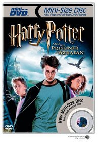 Harry Potter and the Prisoner of Azkaban (Mini DVD) (Harry Potter 3)