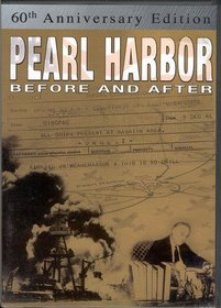 Pearl Harbor - Before & After