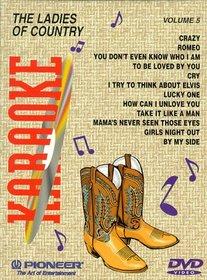 Karaoke: The Ladies of Country: Vol. 5