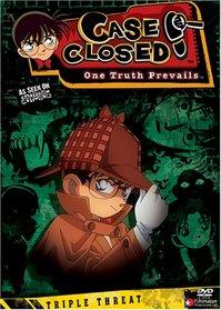 Case Closed  - Triple Threat (Season 5 Vol. 3)